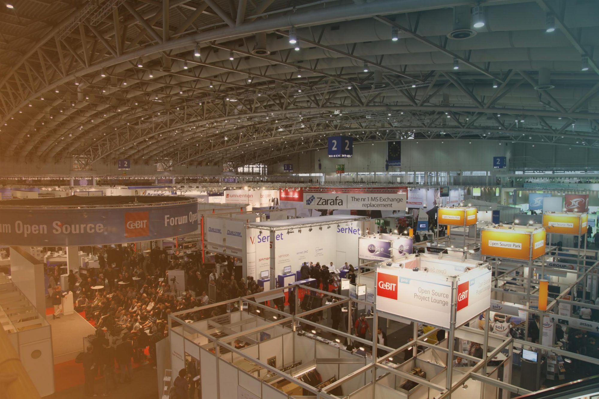Soliton Solutions CeBIT OVERVIEW